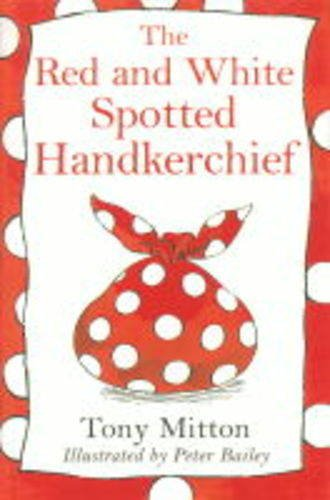 9780439994071: The Red and White Spotted Handkerchief