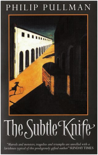 9780439994132: The Subtle Knife: Adult Edition (His Dark Materials)