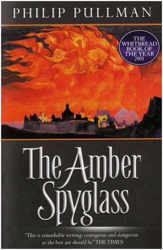 9780439994149: The Amber Spyglass: Adult Edition (His Dark Materials)