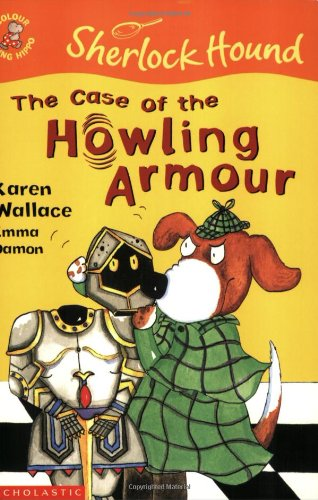 9780439994460: The Case of the Howling Armour (Colour Young Hippo: Sherlock Hound)
