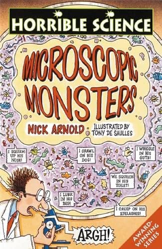 9780439995016: Microscopic Monsters (Horrible Science)