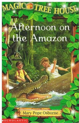 9780439995351: Afternoon on the Amazon