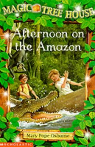 9780439995351: Afternoon on the Amazon (Magic Tree House)