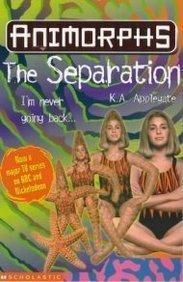 9780439996174: The Separation (Animorphs)