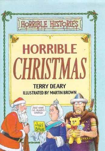 9780439997980: Horrible Christmas (Horrible Histories)