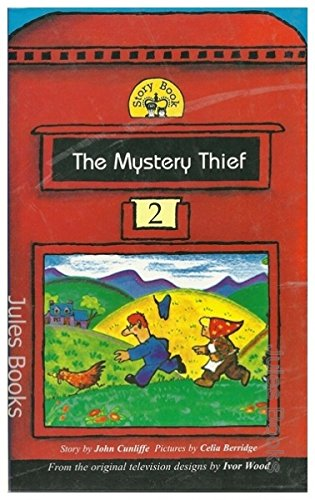 Postman Pat: Mystery Thief (0439998409) by Wood, Ivor