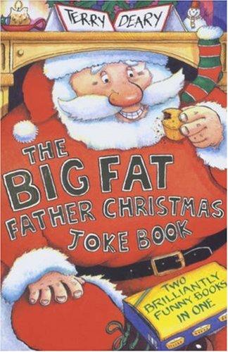 9780439998789: Big Fat Father Christmas Joke Book