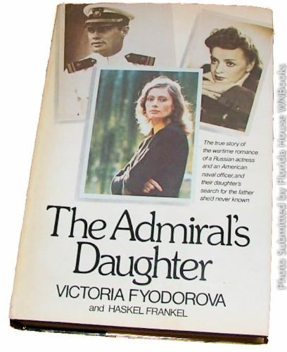 9780440003663: The admiral's daughter
