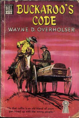 9780440003724: Buckaroo's Code (Dell Mapback, #372)