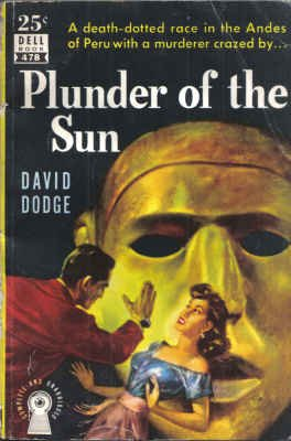 9780440004783: Plunder of the Sun (Dell Mapback, 478)