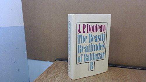 9780440004844: The Beastly Beatitudes of Balthazar B