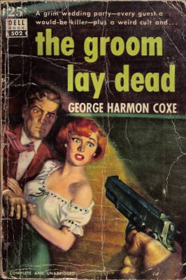 9780440005025: The Groom Lay Dead (Dell Mapback, 502)