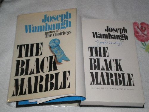 9780440005230: The black marble