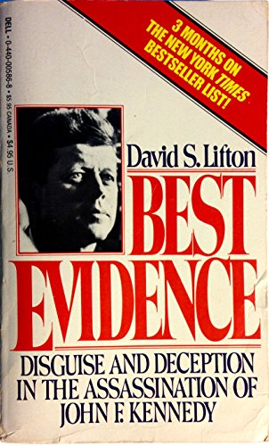 9780440005865: Best Evidence : Disguise and Deception in the Assassination of John F. Kennedy