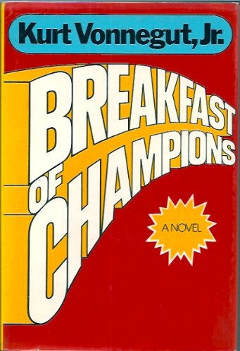 9780440007890: Breakfast of Champions, or, Goodbye, Blue Monday
