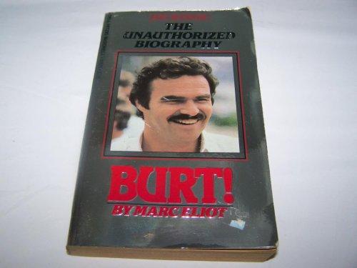 9780440008767: Burt! the Unauthorized Biography