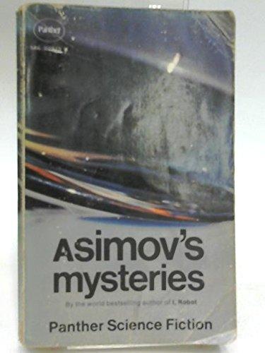 Asimov's Mysteries: Isaac Asimov