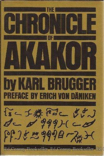 The Chronicle of Akakor (9780440014355) by Karl Brugger