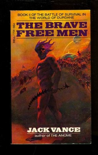 9780440017080: The Brave Free Men (The World of Durdane - Book II)