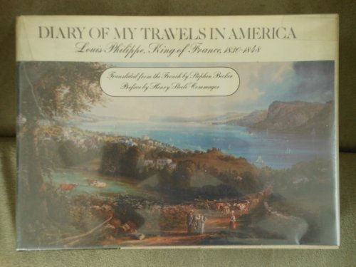 9780440018445: Diary of My Travels In America