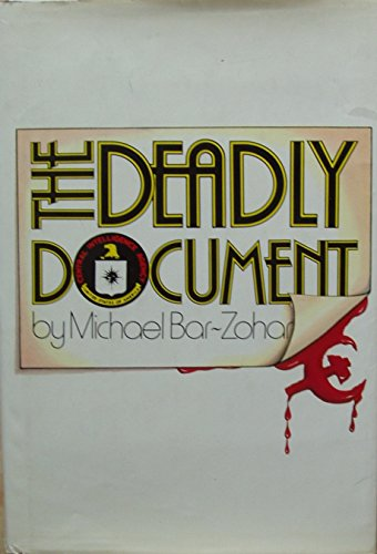 9780440018452: The Deadly Document