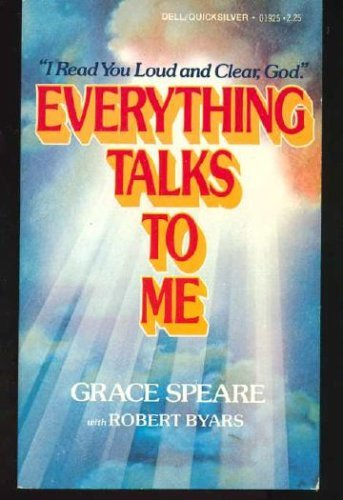 9780440019251: Everything Talks to Me