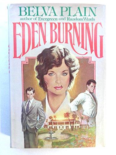 9780440024125: Eden Burning