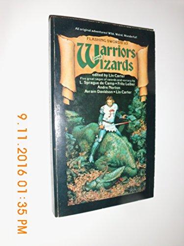 9780440025795: Flashing Swords, No. 3: Warriors & Wizards