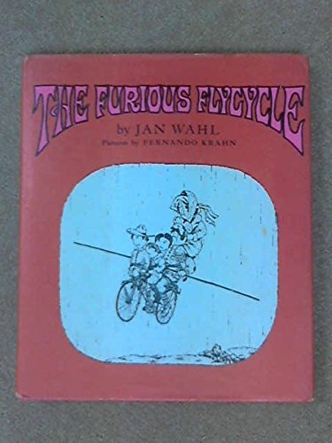 9780440027768: Furious Flycycle