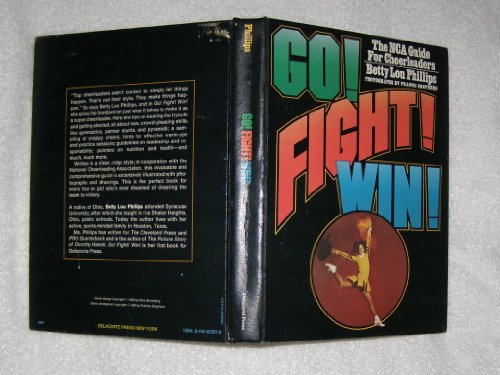 9780440029564: Go! Fight! Win!: The National Cheerleaders Association guide for cheerleaders