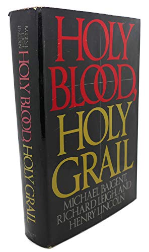 9780440036623: Holy Blood, Holy Grail