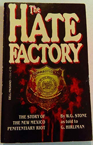 9780440036869: The Hate Factory