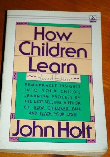 9780440038351: How children learn