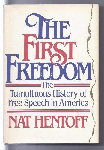 an analysis of freedom of speech in america Freedom of speech is a basic right for all people the us bill of rights recognizes this right specifically because it is one of the basic human rights most often abused by governments all over the world.