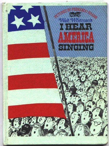 Walt Whitmans I Hear America Singing (0440041430) by Walt Whitman