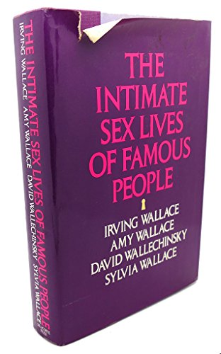 9780440041528: The Intimate Sex Lives of Famous People