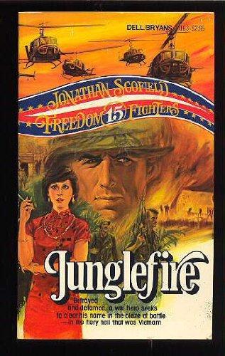 9780440041634: Junglefire (Freedom Fighters #15)