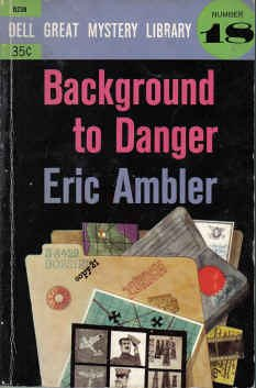 9780440042389: Background to Danger