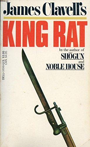 9780440043928: James Clavell's King Rat