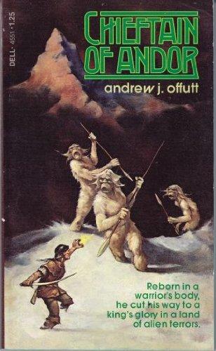 9780440045519: Chieftain of Andor