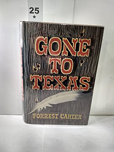 Gone to Texas: Carter, Forrest