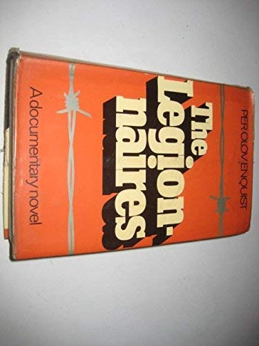 9780440047254: Title: The legionnaires A documentary novel