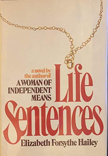 9780440049241: Life sentences: A novel