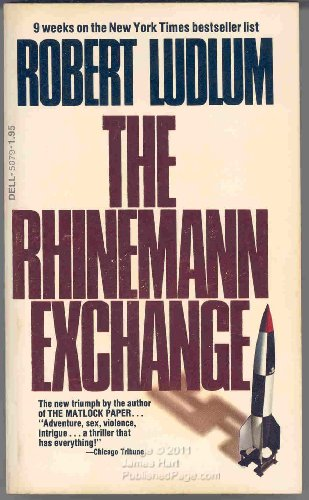 9780440050797: The Rhinemann Exchange