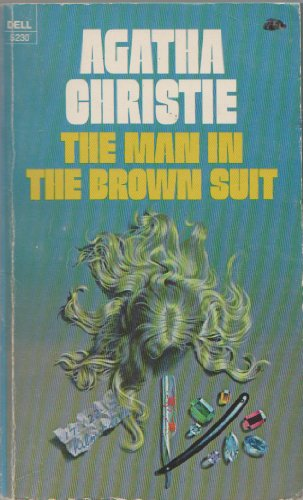 The Man in the Brown Suit by Agatha Christie, First Edition - AbeBooks