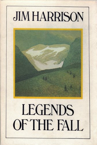 9780440054610: Legends of the Fall