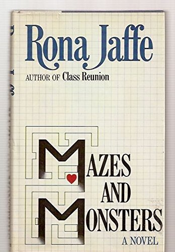 Mazes and Monsters: Jaffe, Rona