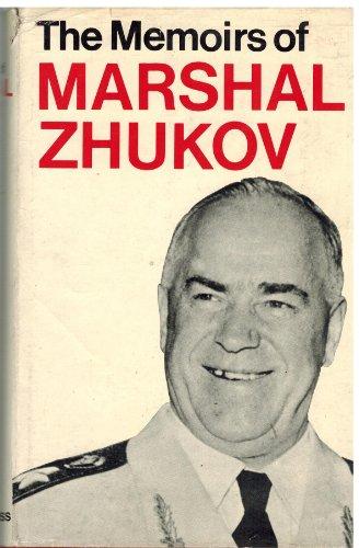9780440055716: The Memoirs of Marshal Zhukov