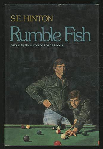 9780440059196 rumble fish abebooks s e hinton for Rumble fish book