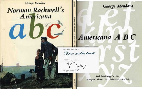 Norman Rockwell's Americana ABC: Rockwell, Norman